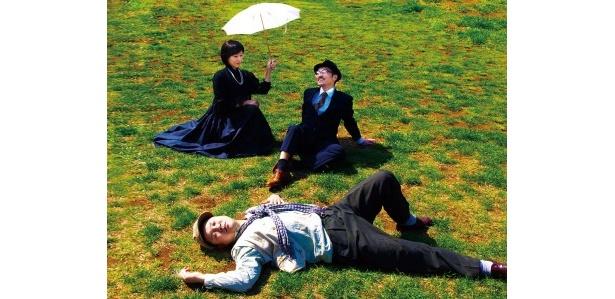ブルドッキング初参加の長田奈麻の芝居も話題