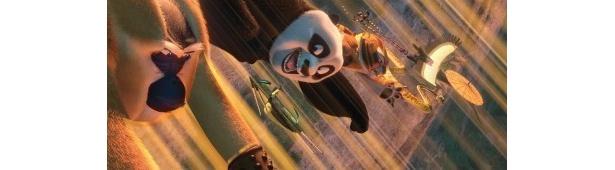 『カンフー・パンダ2』は8月19日(金)より3Dにて全国公開