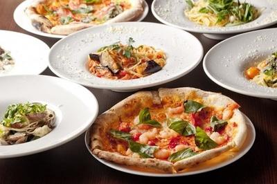 「スカイレストラン NAGOYA 東山」のカジュアルなイタリアン