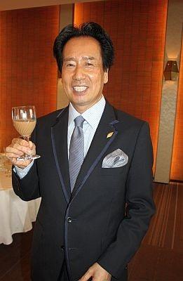 「パンジェンシー プロジェクト」に加わる紅茶のスペシャリスト・磯淵猛氏