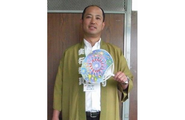「注目の平泉観光を兼ね、是非たくさんの方が来てくれることを期待しています」。花火大会を含む一関夏祭りは8月5日から7日まで開催だ