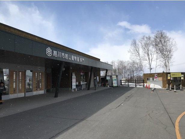 旭川市旭山動物園の入口は3つ。どこから入っても園内を一周できる