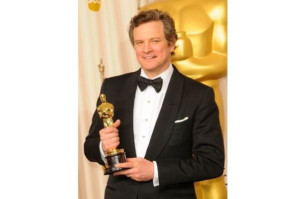 男性部門ではアカデミー俳優のコリン・ファース(写真)やF1ドライバーのジェンソン・バトンが選出された