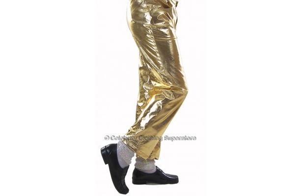 ヒストリーツアー時の伸縮素材パンツ