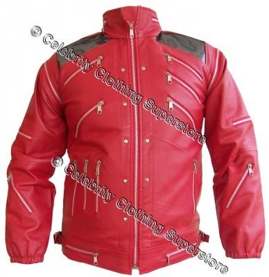 肩部分がメタルメッシュのレザージップアップジャケット