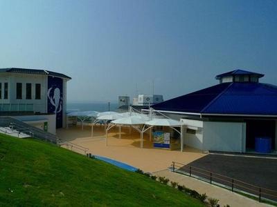 のとじま水族館の外観