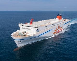 マイカー+フェリーで安全・快適な旅を!商船三井フェリーで行く船旅の魅力を紹介