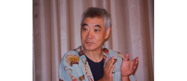 森川定造の父・勇吉役の柄本明