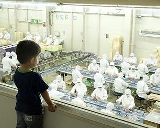工場見学やお菓子の詰め放題が大人気!桔梗信玄餅工場テーマパークの楽しみ方