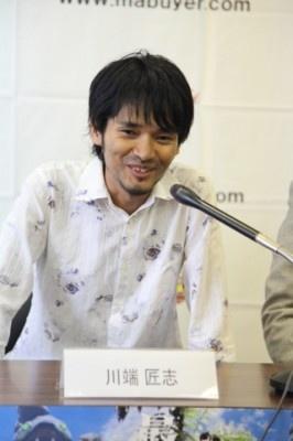 2(ターチ)に引き続き監督を務める川端匠志氏