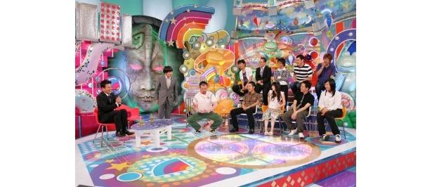 【写真】ファン待望の「ジョジョの奇妙な芸人」全メンバーはコチラ