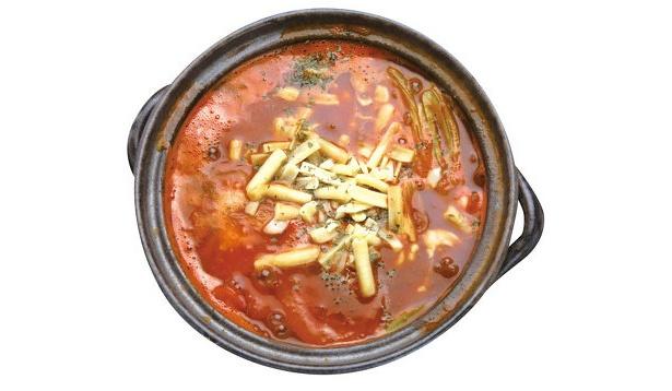 イタリアンな味噌煮込み