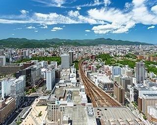 JRタワー展望室は札幌の街を一望できる絶景スポット!見どころやお土産など楽しみ方を徹底ガイド!