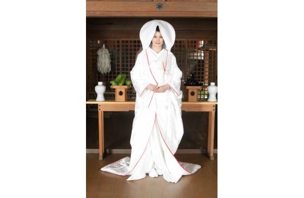 今冬放送の「ナサケの女SP」で白無垢姿を初披露する米倉涼子