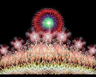 今年はおうちで花火鑑賞!圧倒的なスケールで展開する「赤川花火大会」の特別動画を期間限定で配信中!