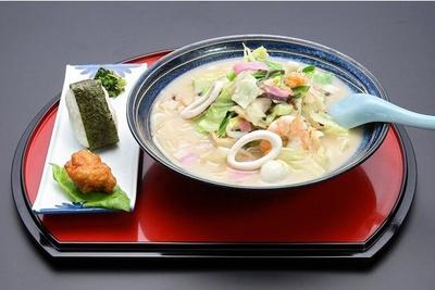 「ちゃんぽんセット」(税込1650円)