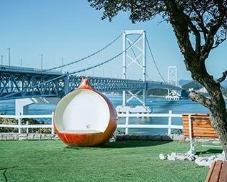 日本一うず潮に近い道の駅「道の駅うずしお」で、グルメも絶景もお土産も!