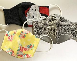 【夏の自由工作】何度も洗って使える布マスクを手作りしよう【小学校高学年】
