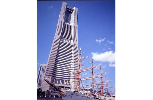 日本一の高層を誇るみなとみらいのシンボル「横浜ランドマークタワー」のホテル、横浜ロイヤルパークホテル