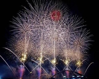 今年はおうちで花火鑑賞!メロディ花火やナイアガラ大瀑布など秀作ぞろいの「豊田おいでんまつり花火大会」の特別動画を期間限定で配信中!