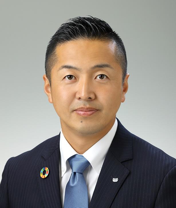 【写真】「新たな一歩を踏み出すきっかけに」と意気込みを語る、実行委員長の武山祐樹さん