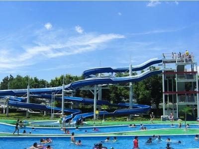 夏季は「リナビーチ」がオープン