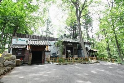 純和風のお化け屋敷「妖怪寺」