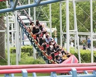 東北最大級の遊園地「リナワールド」の遊び方ガイド!ハローキティの観覧車も