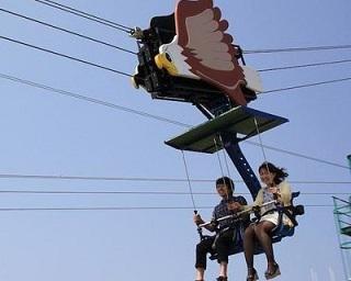 生駒山上遊園地の楽しみ方を解説!入場無料で乗り物も絶景も楽しむ