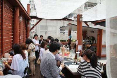 第1回「濱コン」開催時の様子