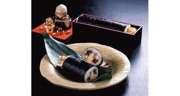 「なだ万厨房」節分巻き寿司〜口福〜1本¥2625