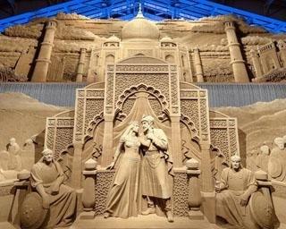 鳥取砂丘 砂の美術館を徹底紹介!迫力満点の砂像で世界旅行を楽しむ