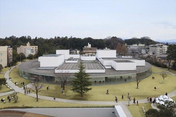 【写真】入館無料エリアも要チェック!魅力満載の金沢21世紀美術館