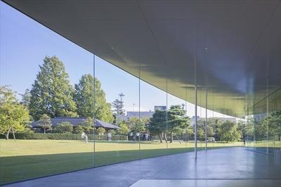 金沢21世紀美術館 内観