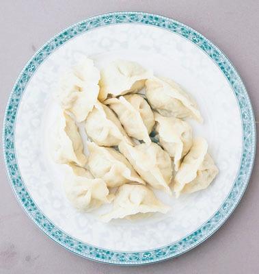 北京では、家族円満を祈り水餃子を食べる!