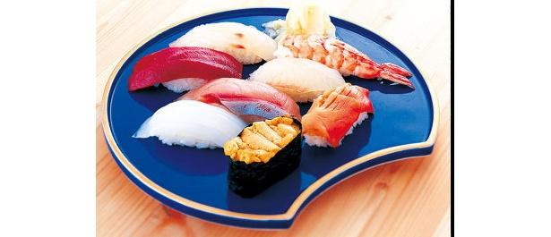 寿司格の玄海にぎり寿司