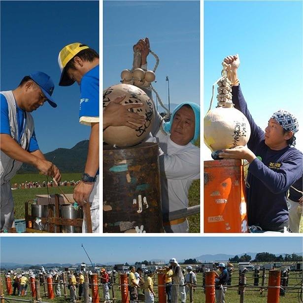 日本の伝統文化である花火を守るために「エール花火」を企画