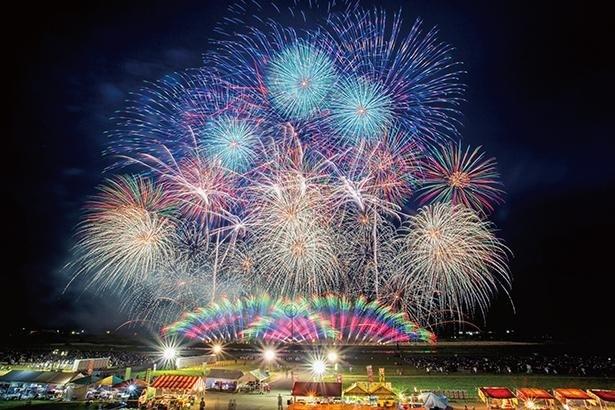 【写真】全国28都県・計66カ所で実施!各地の職人たちによる情熱と個性あふれる花火を堪能しよう