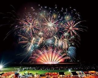 全国28都県66カ所で一斉打ち上げ!花火の街・大曲発の「エール花火」が8月22日に実施決定