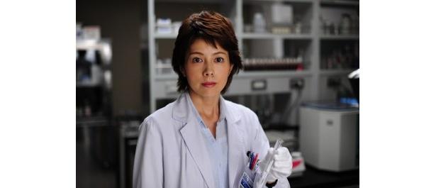 研究員・榊マリコ役で主演を務める沢口靖子