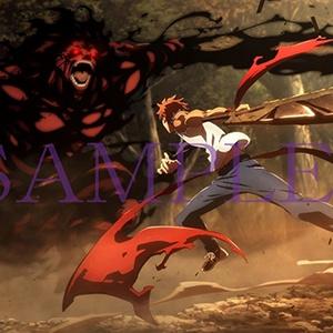 劇場版「Fate/stay night[Heaven's Feel]」III 第2週目来場者特典はufotable描き下ろしクリアポスターファイル!