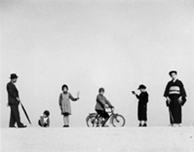パパとママとコドモたち(1949年)/植田正治