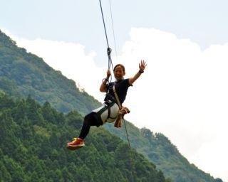 フォレストアドベンチャー・祖谷はスリル満点のアウトドアパーク!見どころを予習して徳島の絶景&アスレチックを堪能しよう