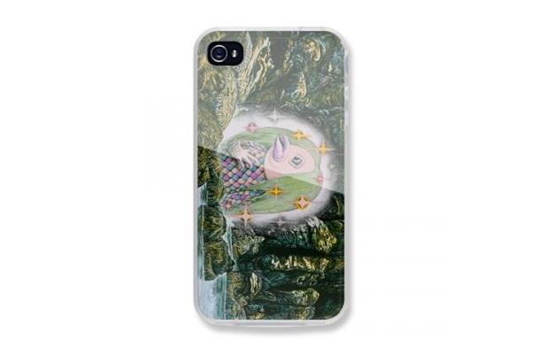 「水木しげる 妖怪コレクション iPhone4ケース(バンパーケース+液晶保護フィルム)」(2613円)