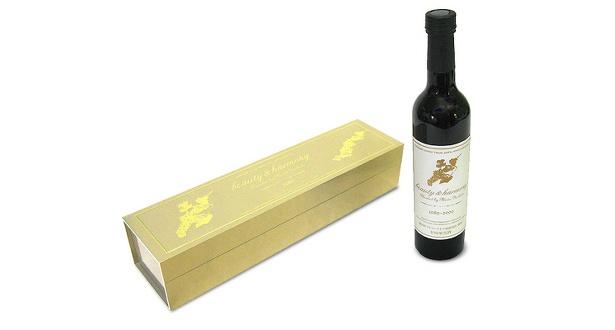 吉田美和がブレンドしたデザートワイン!