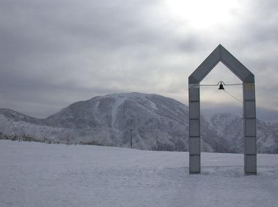 赤井川村「ニイサの鐘」