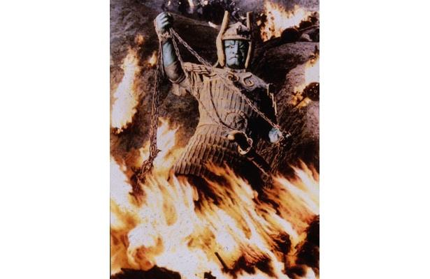 「昭和の特撮」特集で取り上げられる『大魔神』