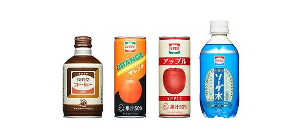 「復刻堂」シリーズ、09年春夏商品登場!