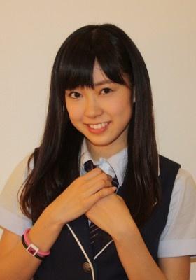ふんわりとした雰囲気ながら、意志の強さを感じる渡辺美優紀さん