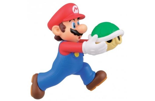 9/19に西日本で先行発売される「チョコエッグ(New スーパマリオブラザーズ Wii) 2」(157円)